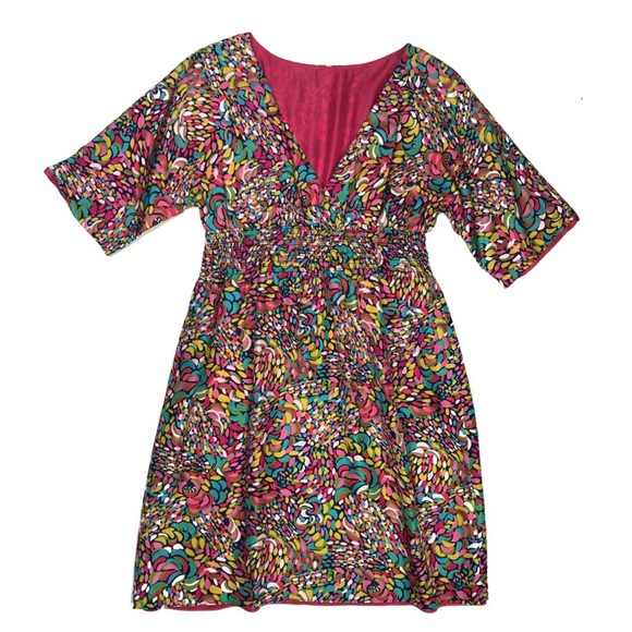 Lilly Pulitzer Dresses & Skirts - Lily Pulitzer Anders Kimono Dress Booty Claw Print